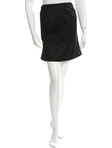 Prabal Gurung Wool A-Line Skirt w/ Tags