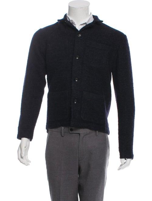 Patrik Ervell Wool & Alpaca-Blend Shirt Jacket woo