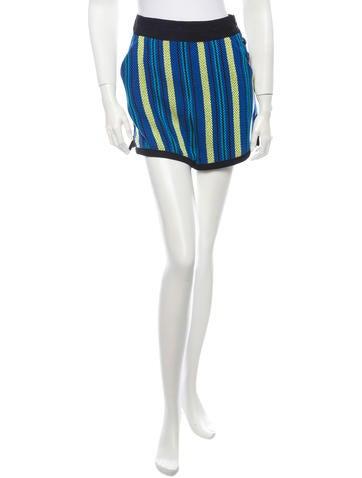 Proenza Schouler Knit Shorts