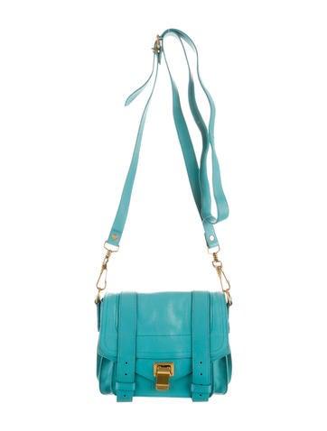 Mini PS1 Crossbody Bag
