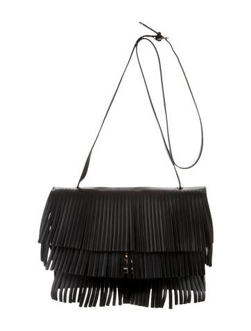 Fringe Small Lunch Bag