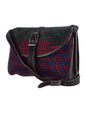 Knit Shoulder Bag