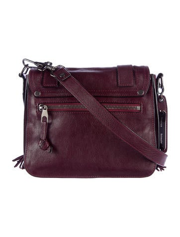 PS1 Fringe Crossbody Bag