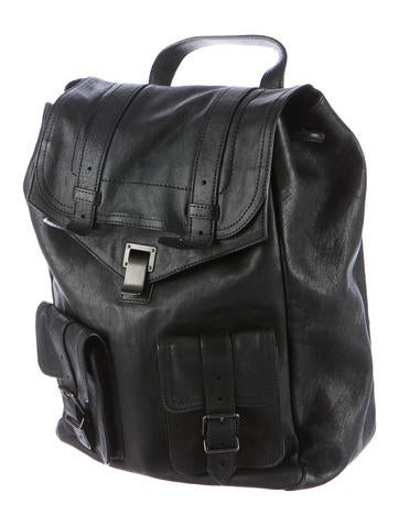 PS1 Leather Backpack