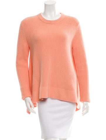 Proenza Schouler Wool-Blend Knit Sweater w/ Tags None