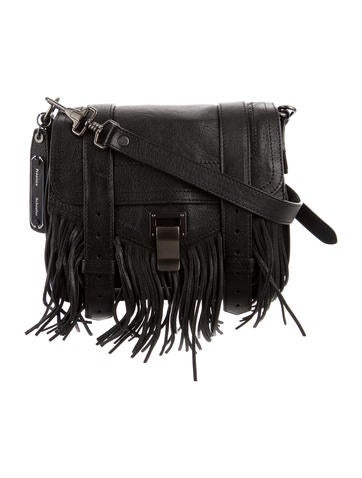 Fringe PS1 Crossbody Bag