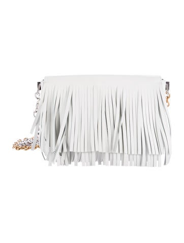 Small Fringe Lunch Bag