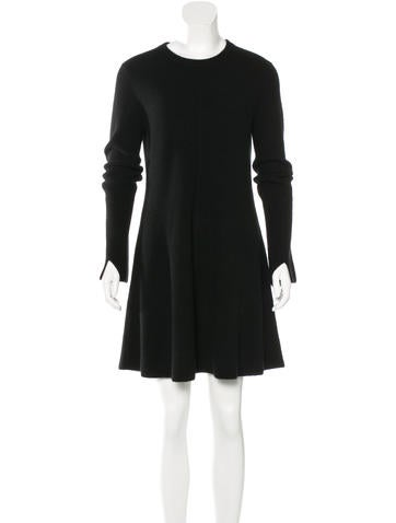 Proenza Schouler Wool & Cashmere-Blend Dress w/ Tags None