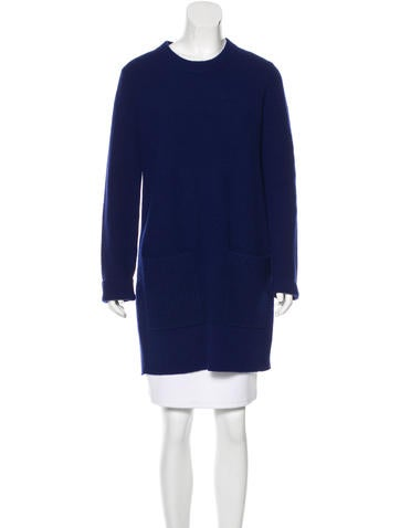 Proenza Schouler Cashmere & Wool-Blend Sweater w/ Tags None