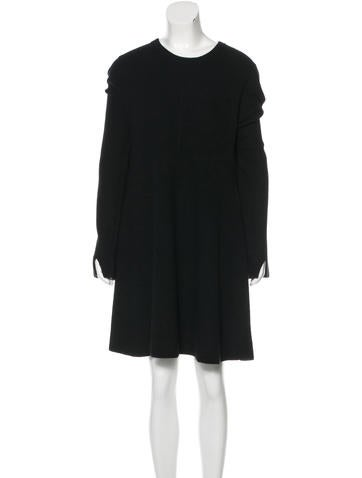 Proenza Schouler Cashmere & Wool-Blend Sweater Dress w/ Tags None