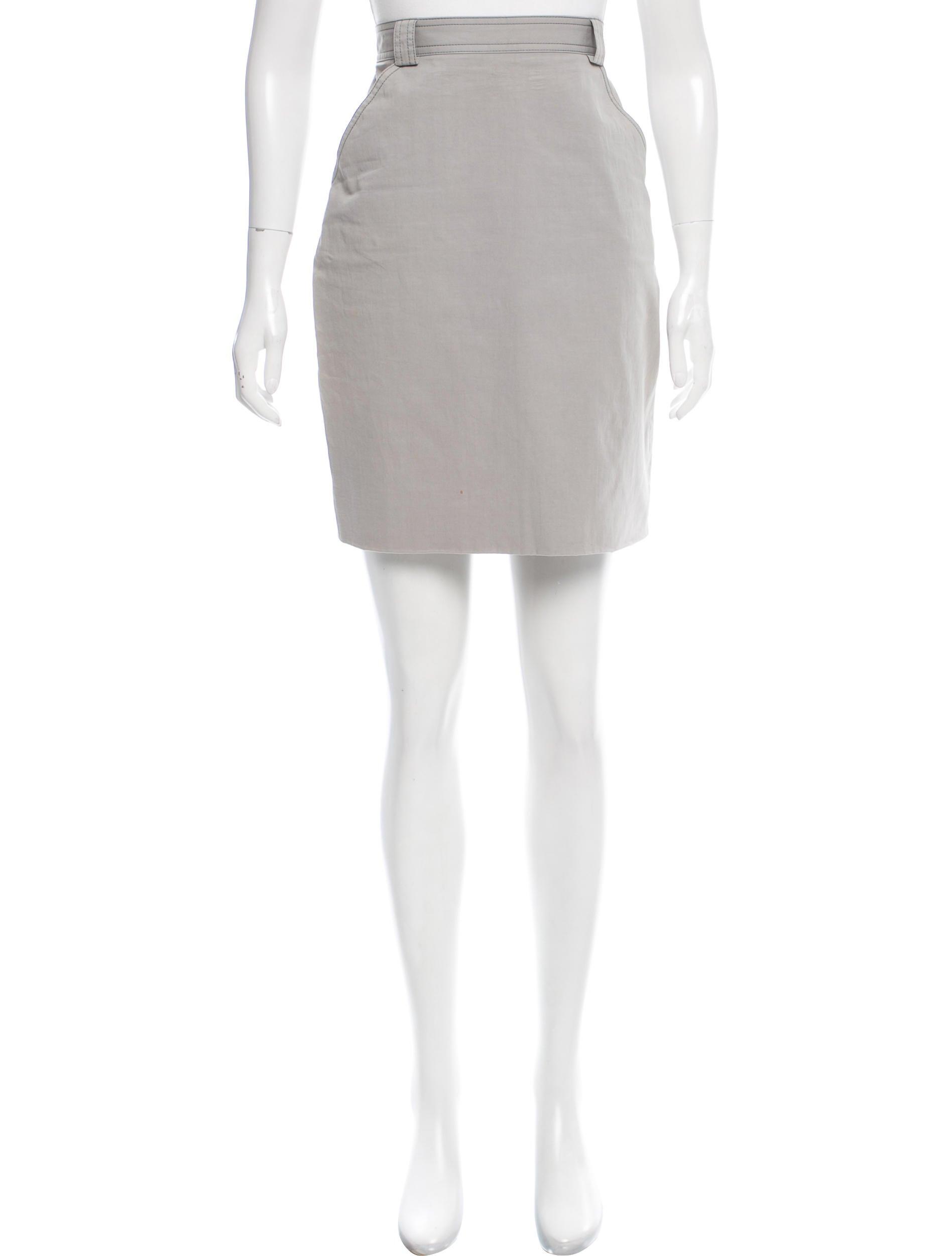 proenza schouler knee length pencil skirt clothing