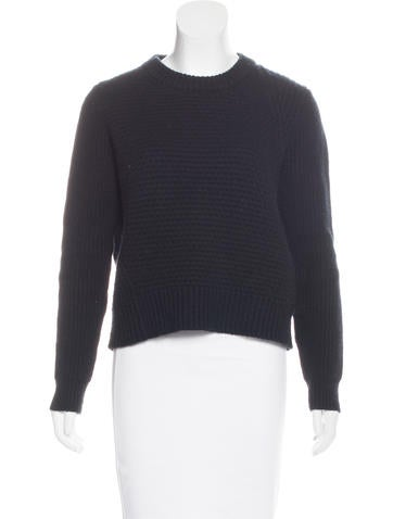 Proenza Schouler Wool Knit Sweater None