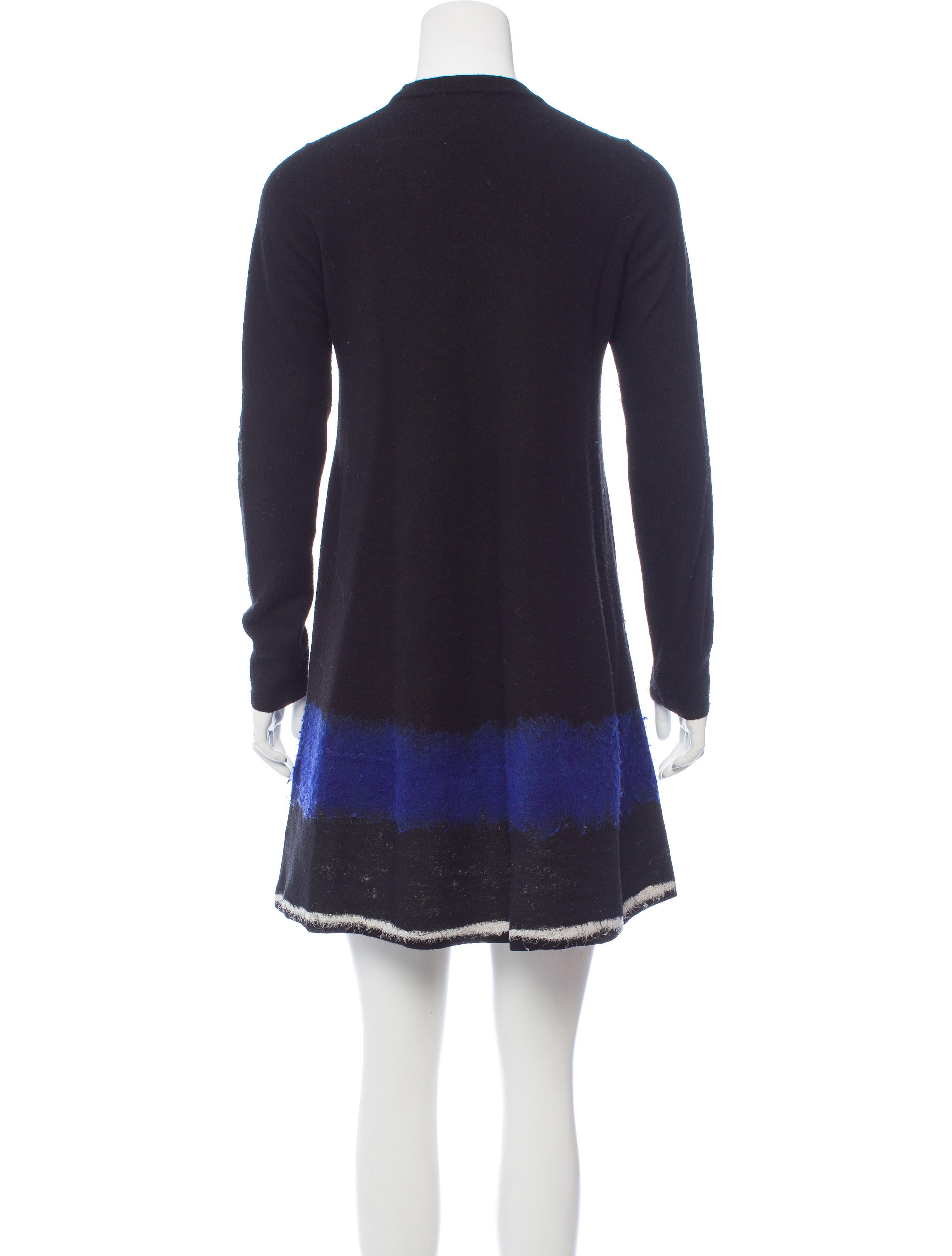 Proenza Schouler Wool Sweater Dress - Clothing - PRO36521 | The RealReal