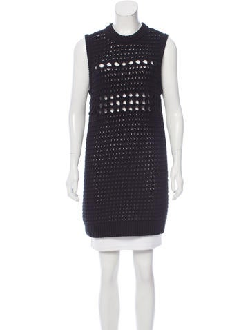 Proenza Schouler Sleeveless Knit Tunic w/ Tags None