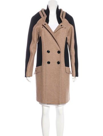 Proenza Schouler Wool Long Coat None
