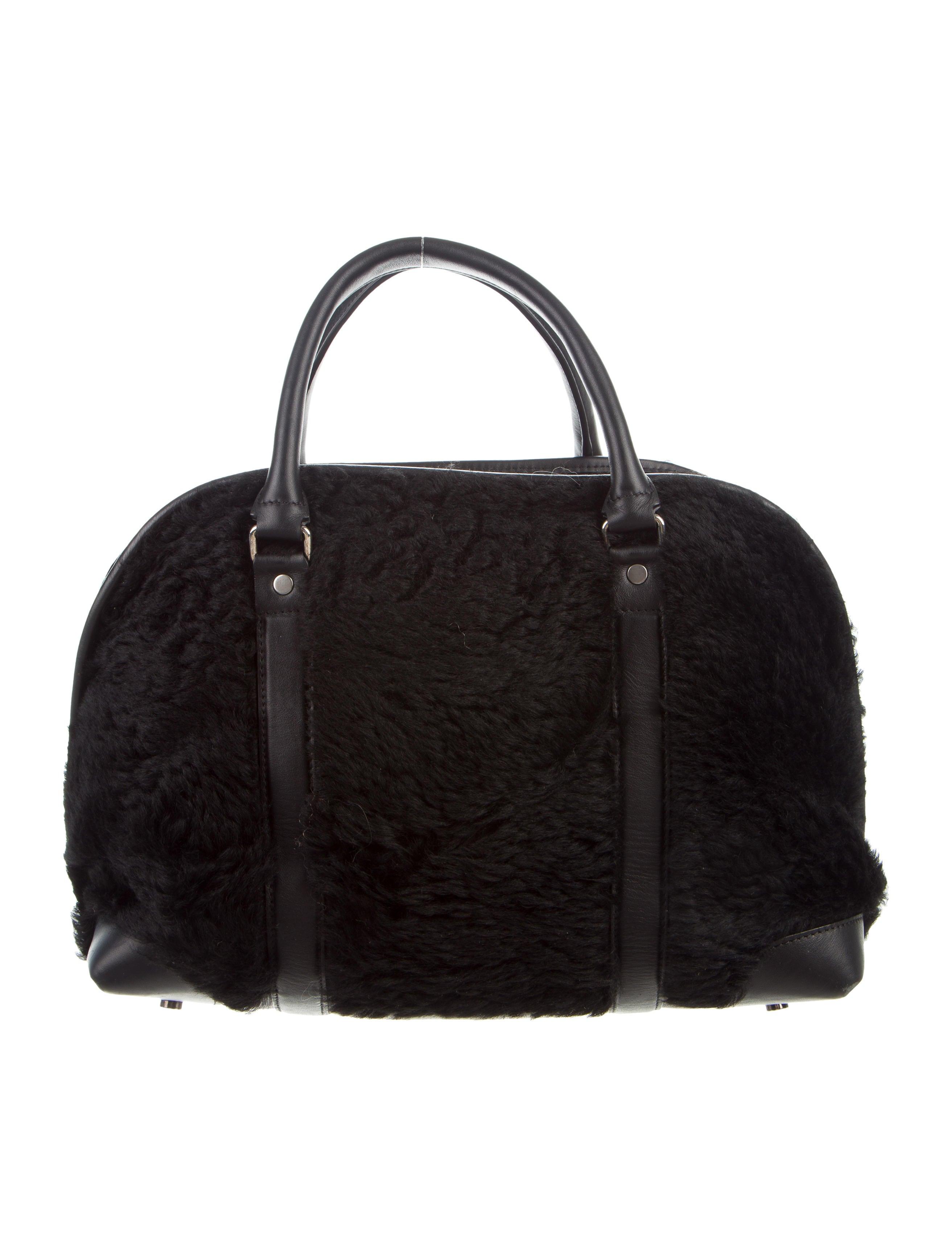 Shearling Bergen Bag