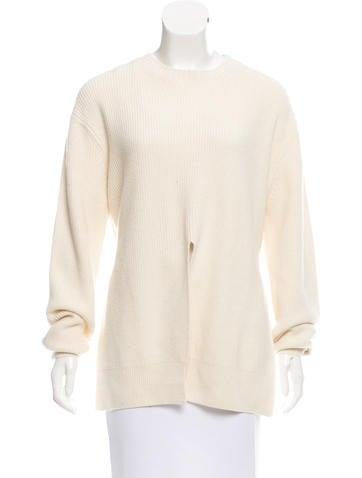 Proenza Schouler Wool & Silk-Blend Sweater w/ Tags None