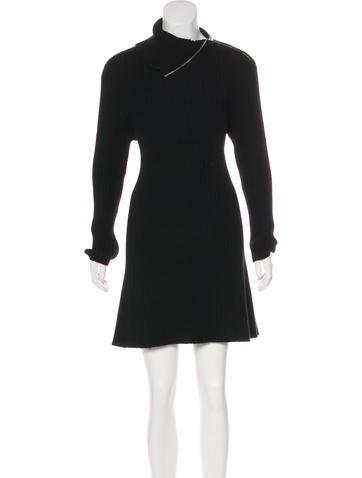Proenza Schouler 2017 Rib Knit Dress None