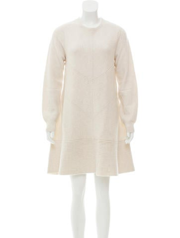 Proenza Schouler Wool Sweater Dress None