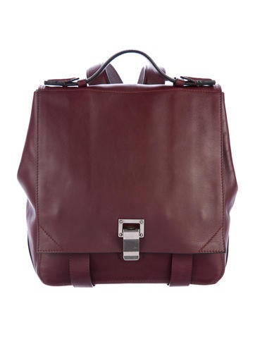 Product Name Proenza Schouler Small Courier Backpack