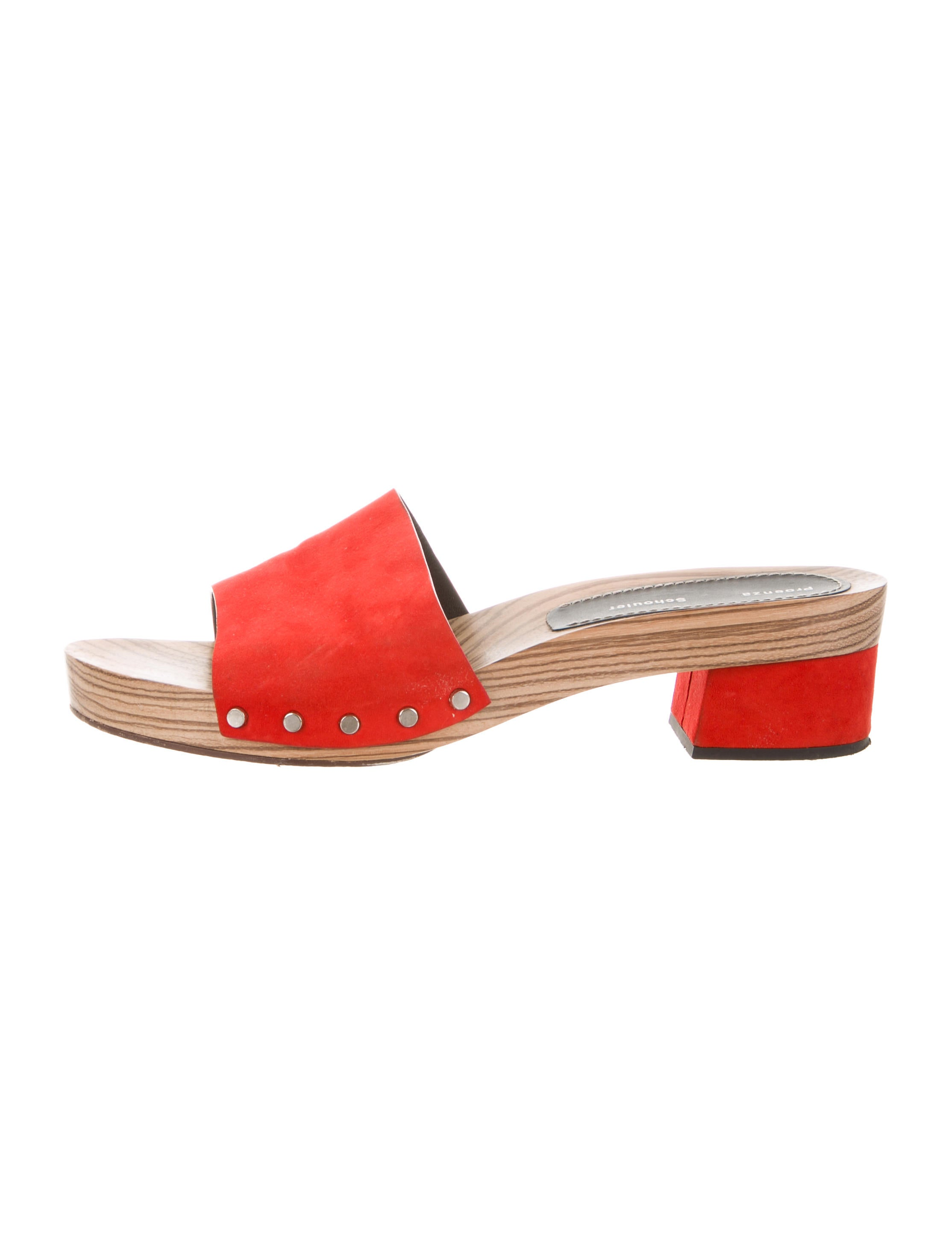 Proenza Schouler Suede Slide Sandals free shipping low price fee shipping clearance outlet locations cheapest wCnkxEhefl