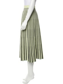 Proenza Schouler Striped Midi Length Skirt w/ Tags