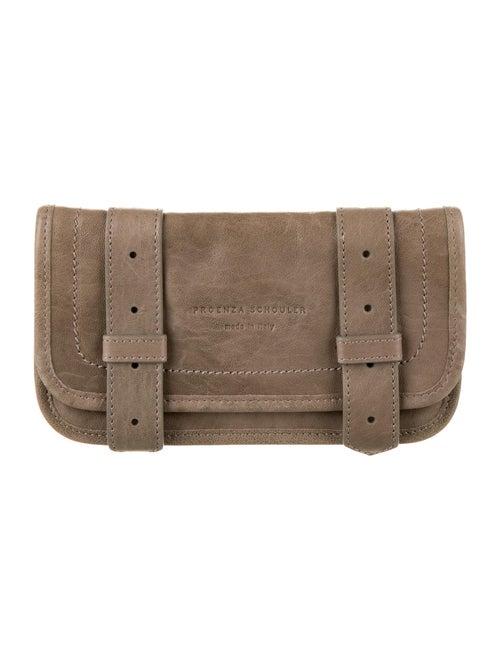 Proenza Schouler Leather Clutch