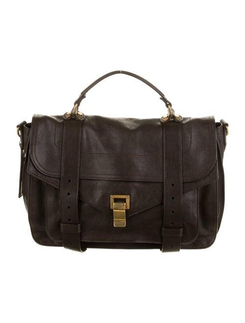 Proenza Schouler PS1 Crossbody Bag Brown