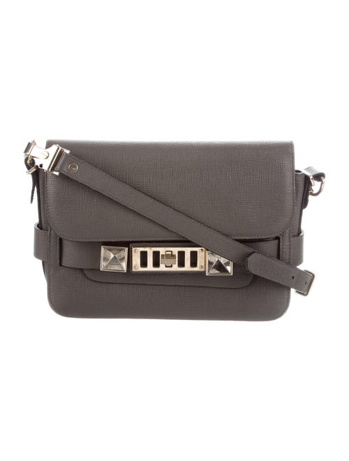 Proenza Schouler Ps11 Crossbody Bag Grey