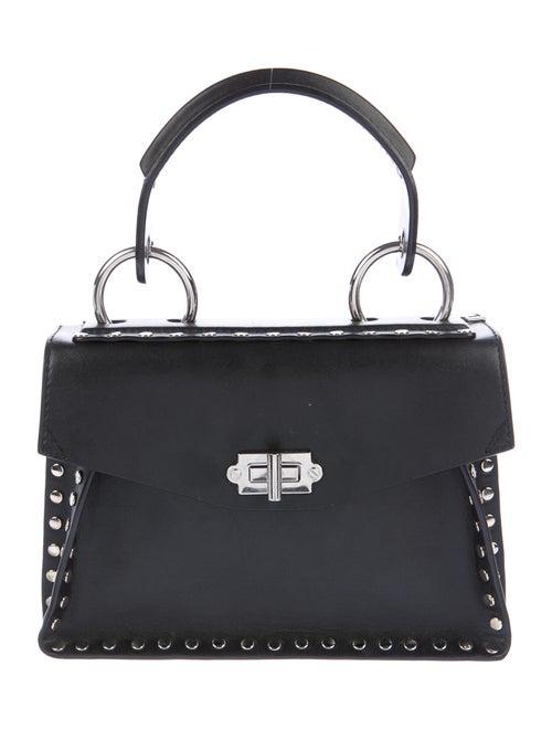 Proenza Schouler Leather Satchel Black