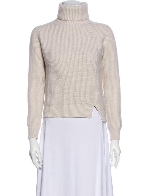 Proenza Schouler Wool Turtleneck Sweater Wool