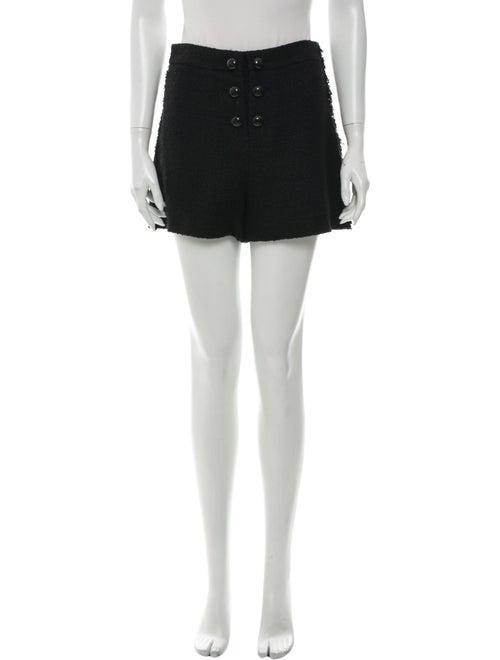 Proenza Schouler Mini Shorts Black