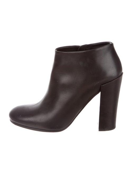 Proenza Schouler Leather Boots Black