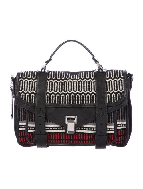 Proenza Schouler Small PS1 Bag Black