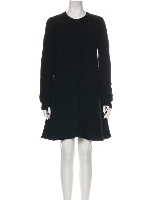Proenza Schouler Wool Mini Dress Wool