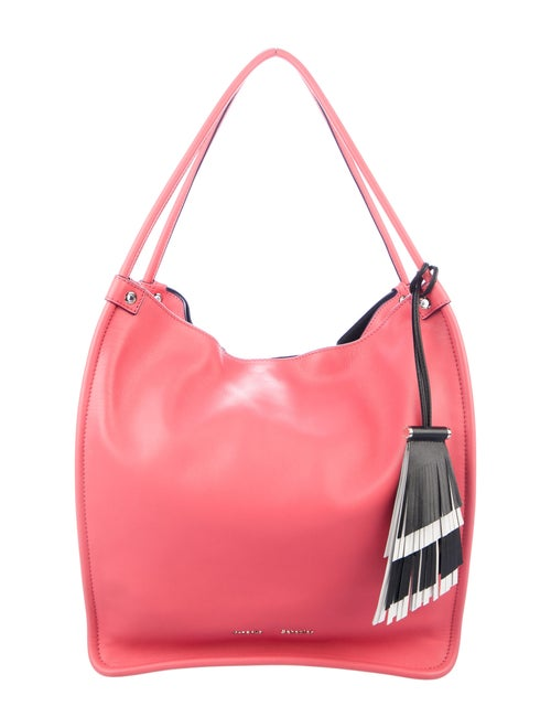 Proenza Schouler Leather Tote Pink