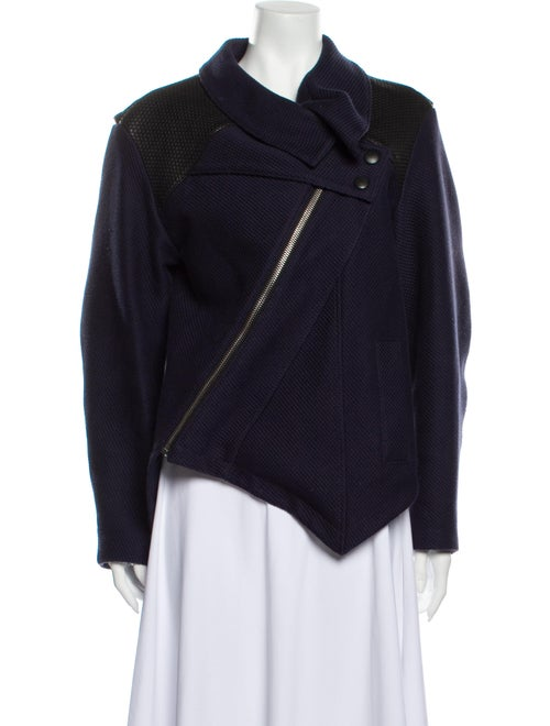 Proenza Schouler Jacket Blue