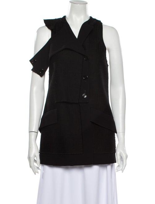 Proenza Schouler Vest Black