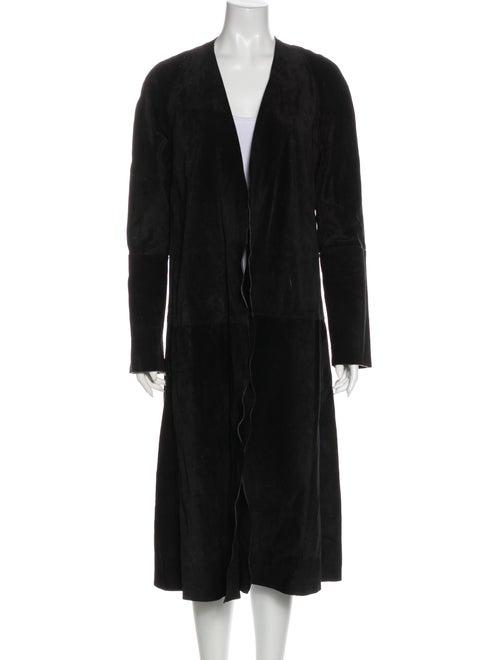 Proenza Schouler Coat Black