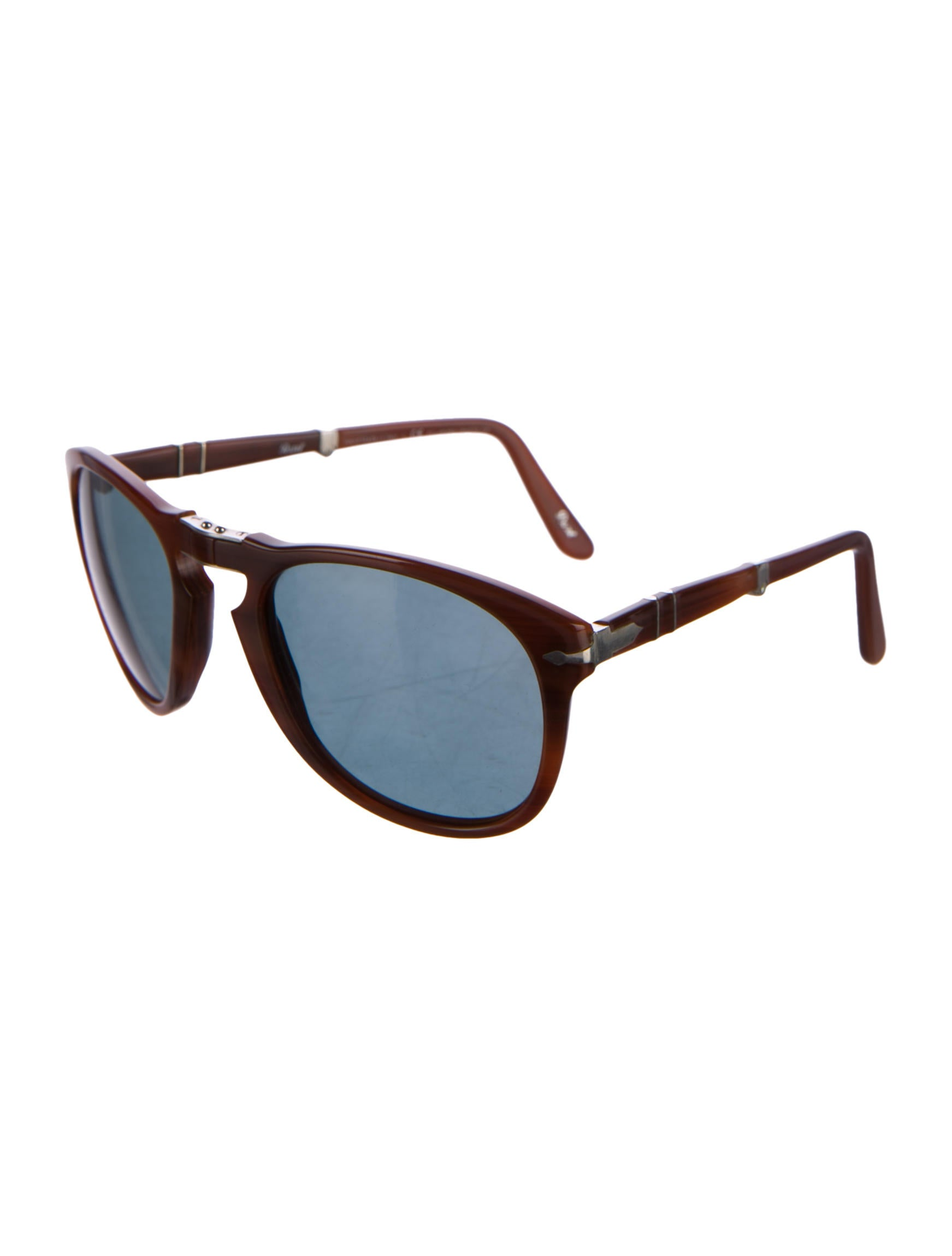 Persol Folding Acetate Frame Sunglasses
