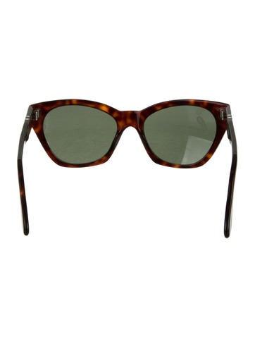 Tinted Tortoiseshell Sunglasses