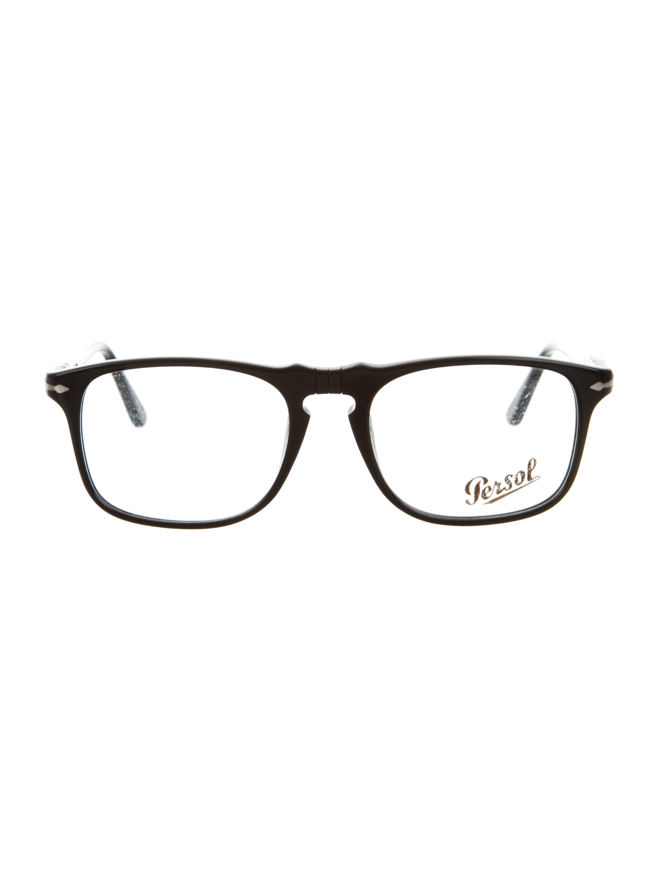 persol logo square eyeglasses accessories prs20627