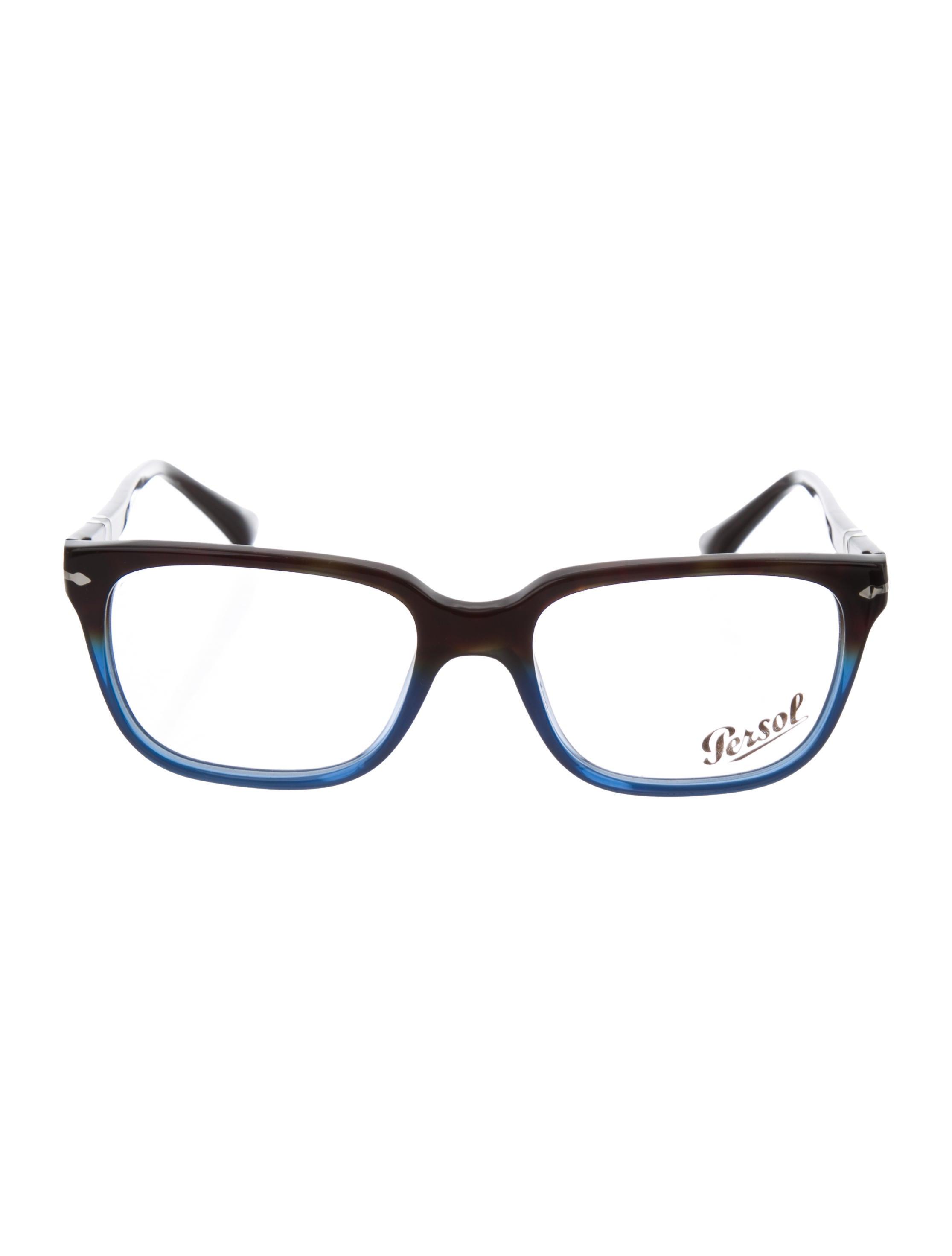 67c101ec74 Persol Square Resin Eyeglasses - Accessories - PRS21582