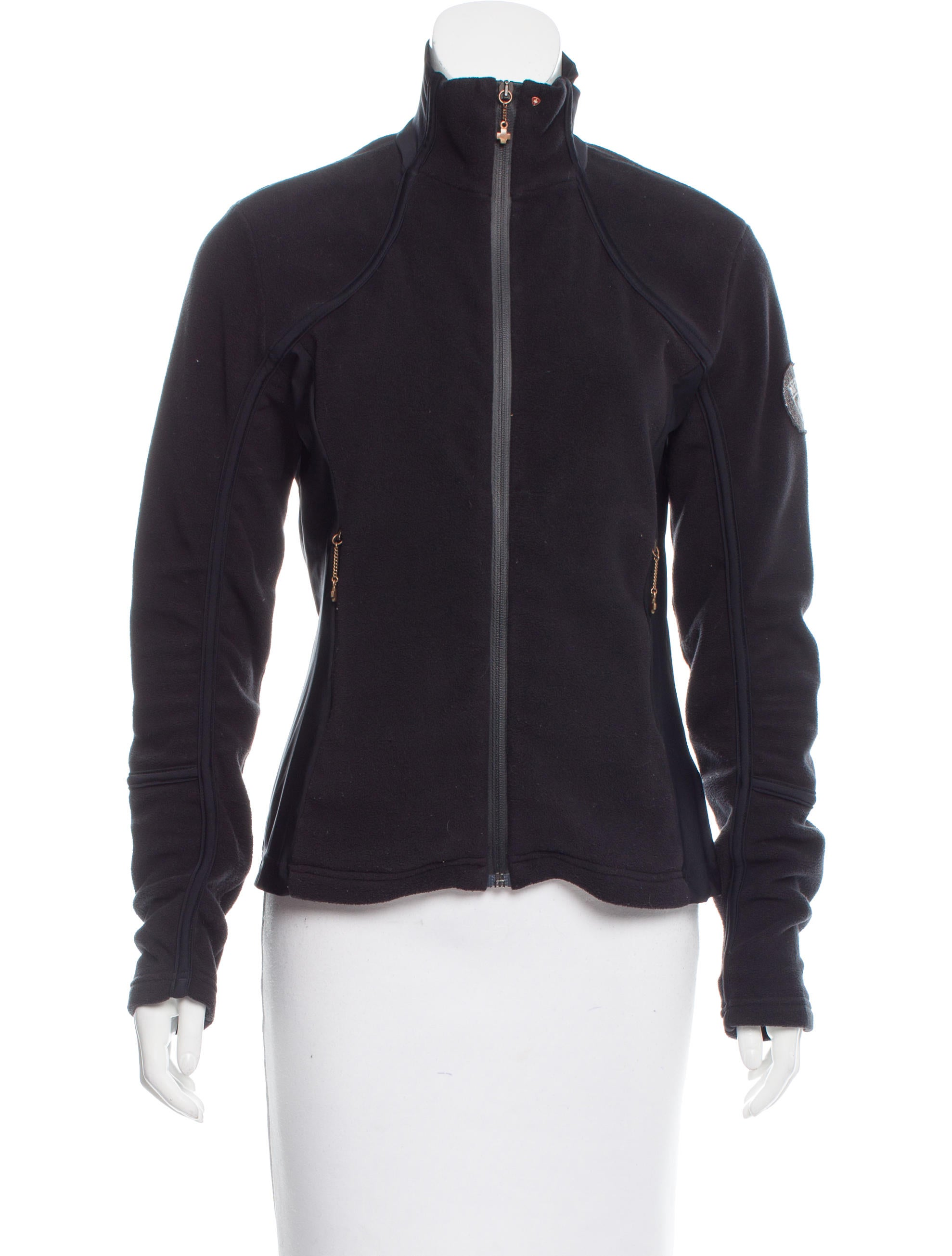 Post Card Casual Sweat Jacket - Clothing