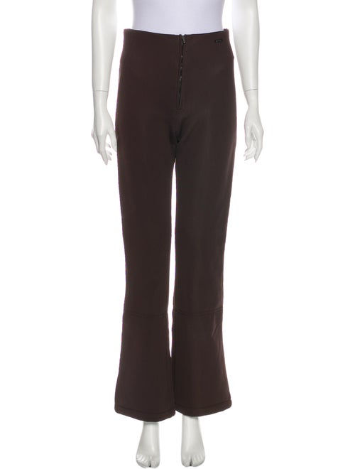 Post Card Flared Pants Brown