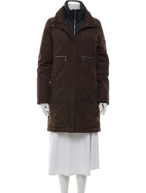 Post Card Parka Brown