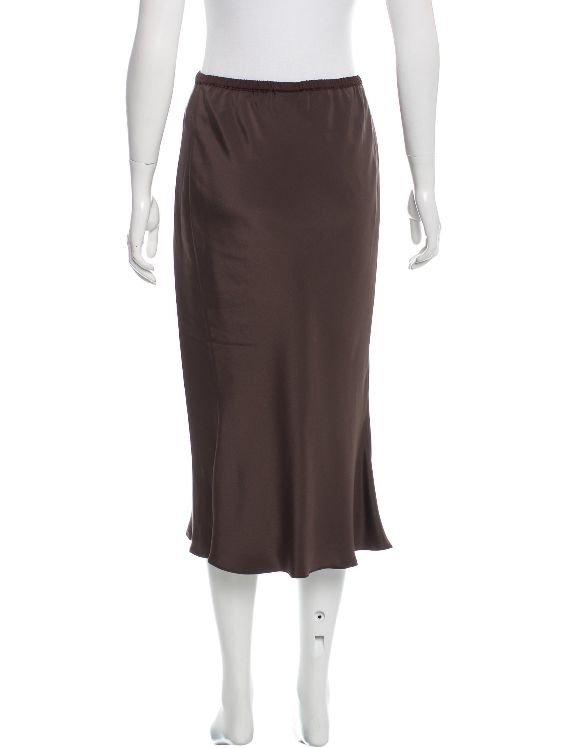 cohen silk midi skirt w tags clothing ptr20118