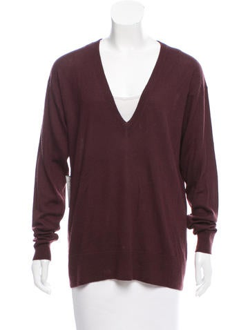 Raey Cashmere V-Neck Sweater w/ Tags None