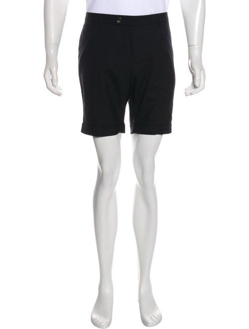 Raf Simons Wool Shorts black