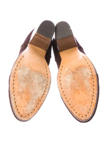Suede Newbury Boots
